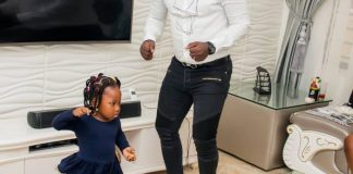 [Video]: Watch Seyi Law's daughter wishing him a happy birthday