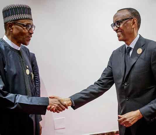 Did Rwanda President, Paul Kagame, Just Diss Buhari??? - See What He Told Him