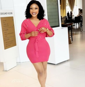 ''I Am Beautiful, Got Money, Got a Great Body And Above All A Born Again'' - Tonto Dikeh Brags