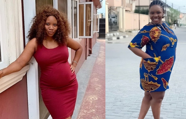 Actress Wumi Toriola Comes For Those Advising Her On Flaunting Her Baby Bump