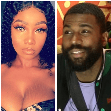 [Video]: Tacha Rains Insults On Mike, Throws Stuff At Him And Pushes Him