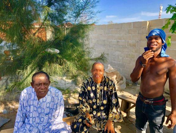 Osuofia, Saka and Broda Shaggi