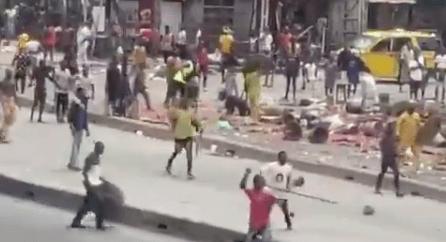 Yoruba-Hausa Fight