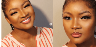 Nollywood actress Omotola Jalade-Ekeinde