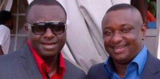 Festus Keyamo and Jerry Elo Ikogho