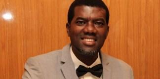 Reno Omokri advise christian to bury their dead ones on time