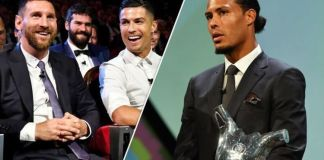 UEFA Award winners
