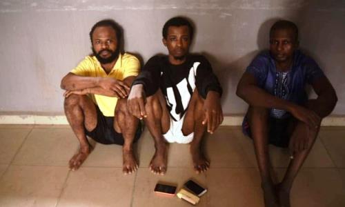 Suspected killers of Imo politician