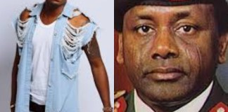 Skibii and Late Abacha
