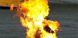 Woman sets sef ablaze in Zamfara