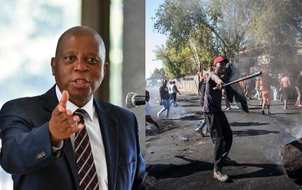 Mayor of Johannesburg, Herman Mashaba