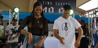 Tiwa Savage and Poco Lee
