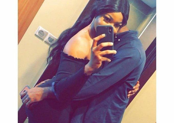 Tacha and her boyfriend, King Ladi