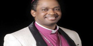 Bishop Sam Zuga