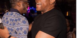 Bovi and Tony Elumelu
