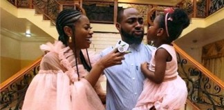 Sophia Momodu, Davido and Imade