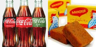 maggi and coke