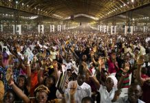 Nigerians Adjusting To Ban On Social, Religious Gathering