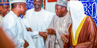 Dangote, Ganduje, others