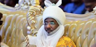 Deposed Emir, Sanussi Lamido