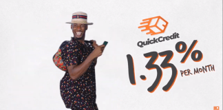 GTBank Rewards Its Customers With A 'Quick Credit' Feature