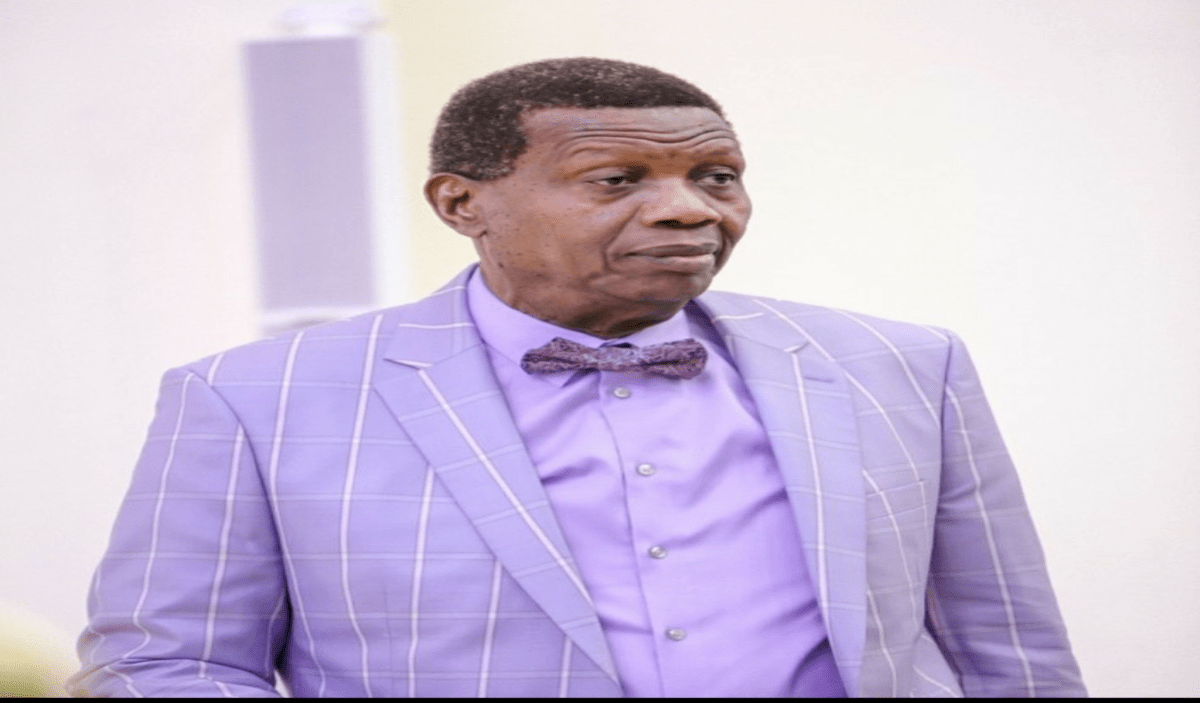 Pastor Adeboye Celebrates Wife On Her 72nd Birthday