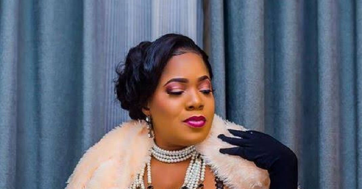 Toyin Abraham Celebrates 3 Years Of Her New Self