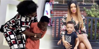 Wizkid's first and second son