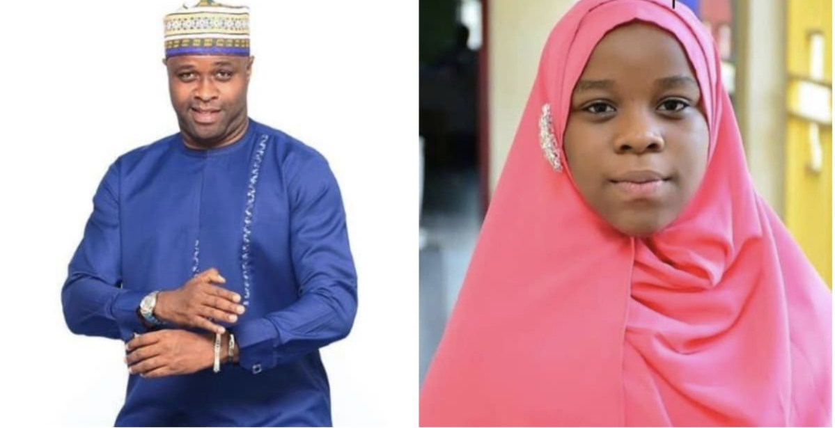 Femi Adebayo Celebrates Daughter On Her 15th Birthday (Photo)