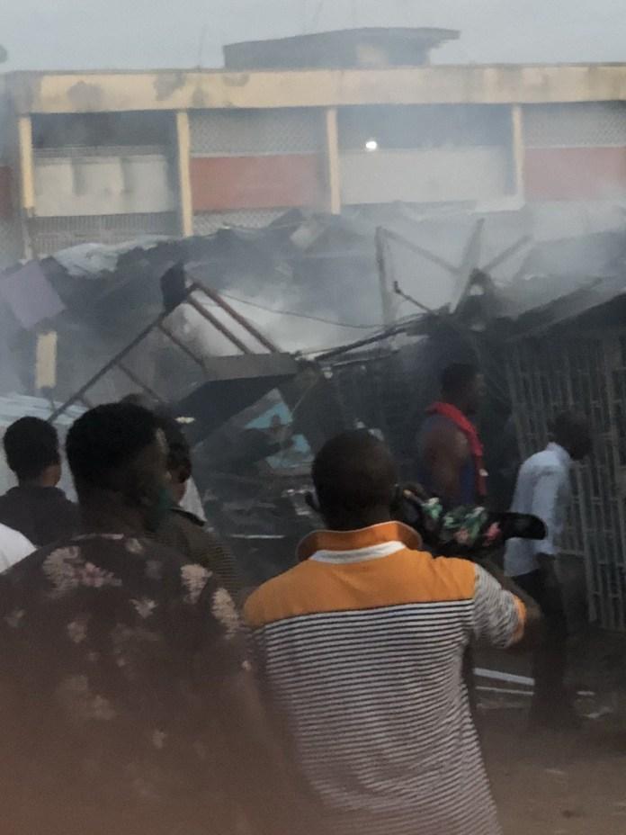 Ajao Estate Gas Explosion