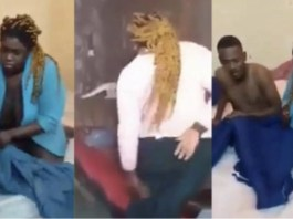 Ghanaian lady flogged for sleeping with Sudanese man