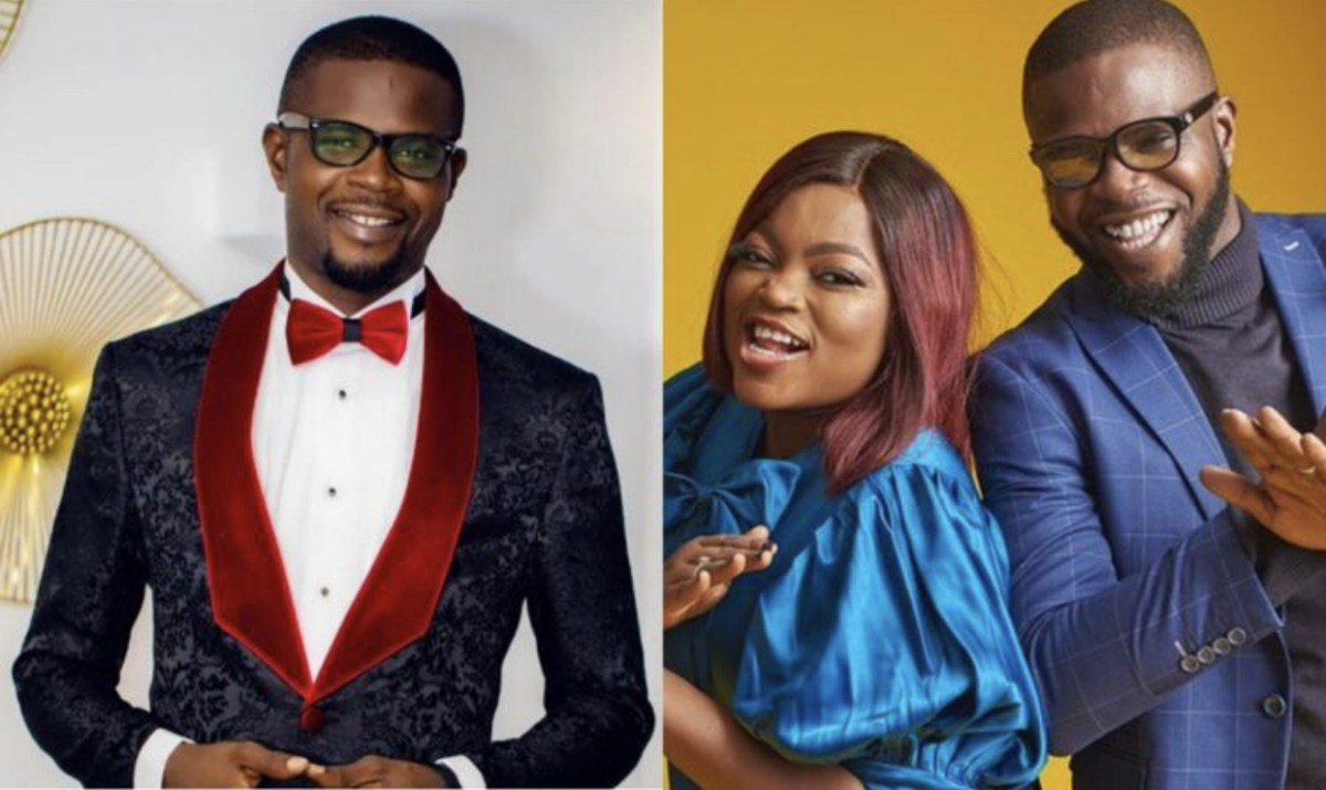 JJC Skillz Showers Encomium On Wife, Funke Akindele