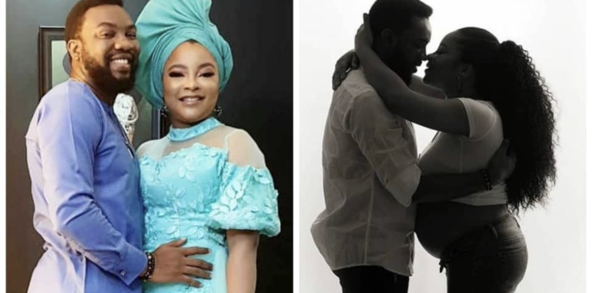 Linda Ejiofor, Ibrahim Suleiman Welcome Their First Child