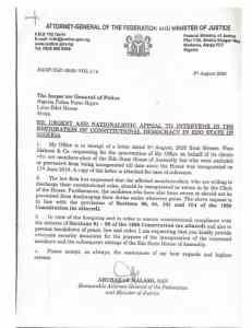 AGF Document