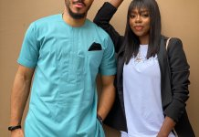 BBNaija Ozo and Diane