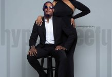 Don Jazzy and Rihanna