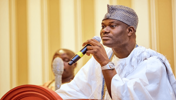 Finally, The Youths Are Awake': Ooni Of Ife Backs #EndSARS