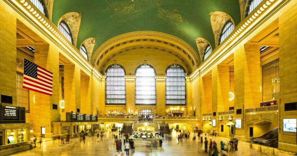 Grand Central Terminal Tourist Attractions in New York City