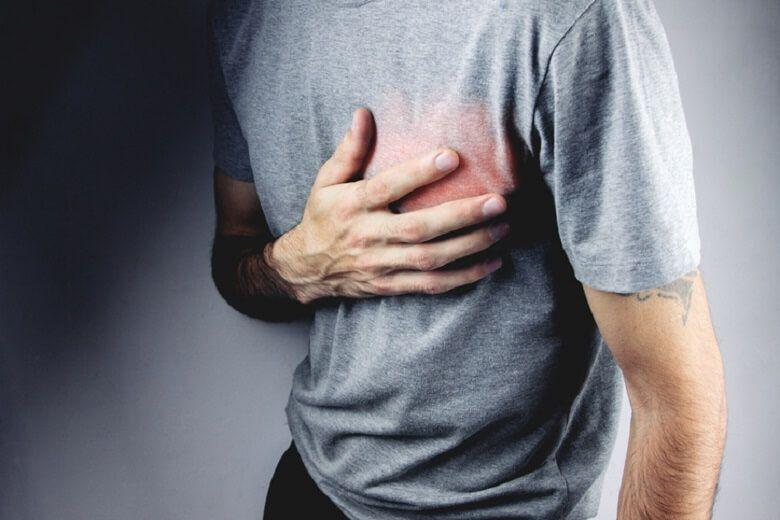 heart attack  Benefits of Healthy Food
