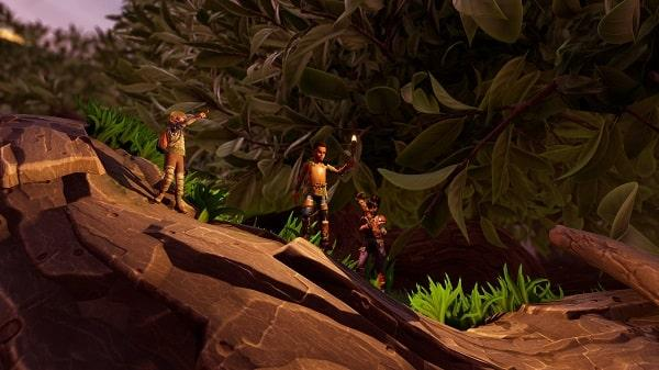 How to play cross-play – Grounded: Setup a co-op multiplayer session
