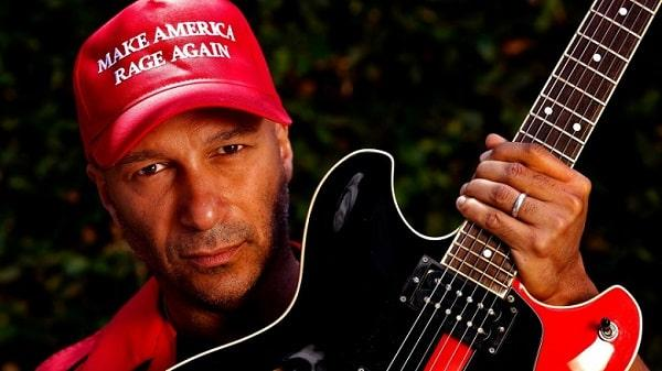 In A Musical Narration, Tom Morello Retells His Life Story