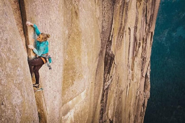 Emily Harrington is 1st Woman to Climb El Capitan in 1 Day