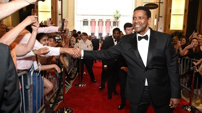 Denzel Washington and Family are Safe after a Fire