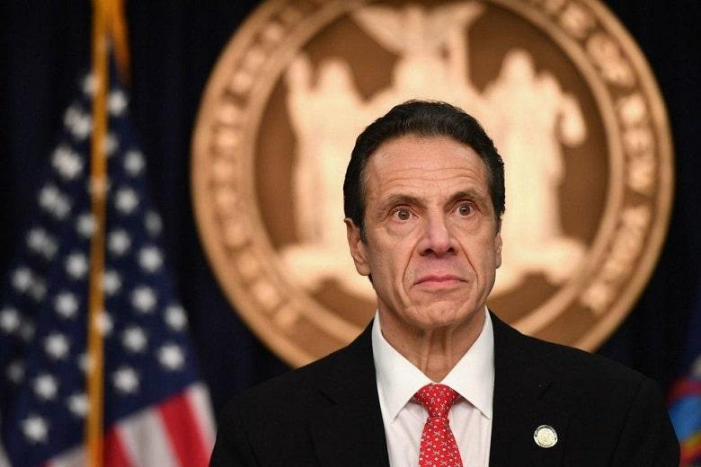 Andrew Cuomo Accused of Sexual Harassment