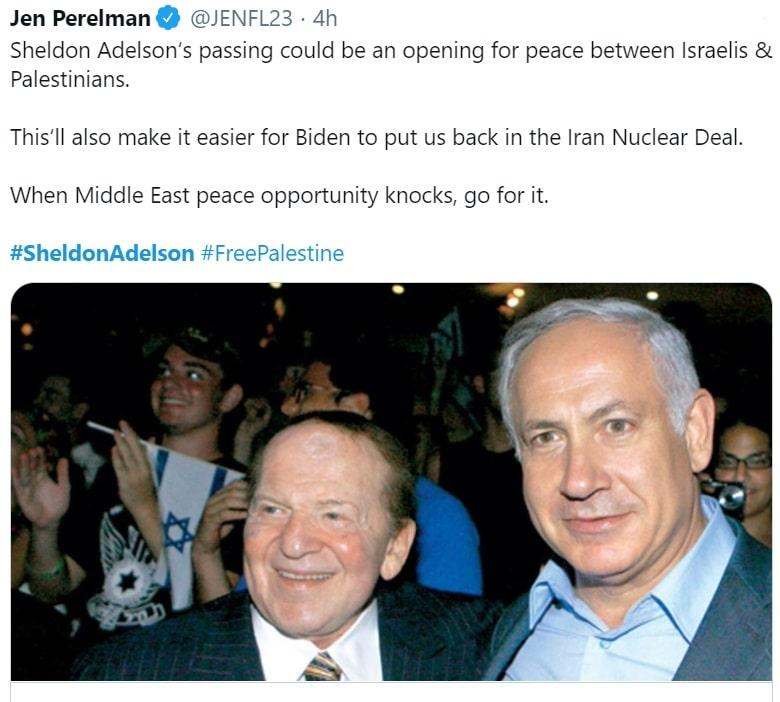 Sheldon Adelson Died Due To Complications From Non-Hodgkin Lymphoma