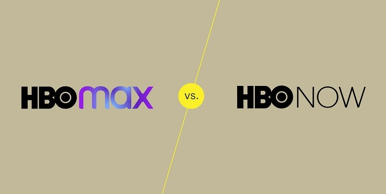 HBO Max and HBO Now