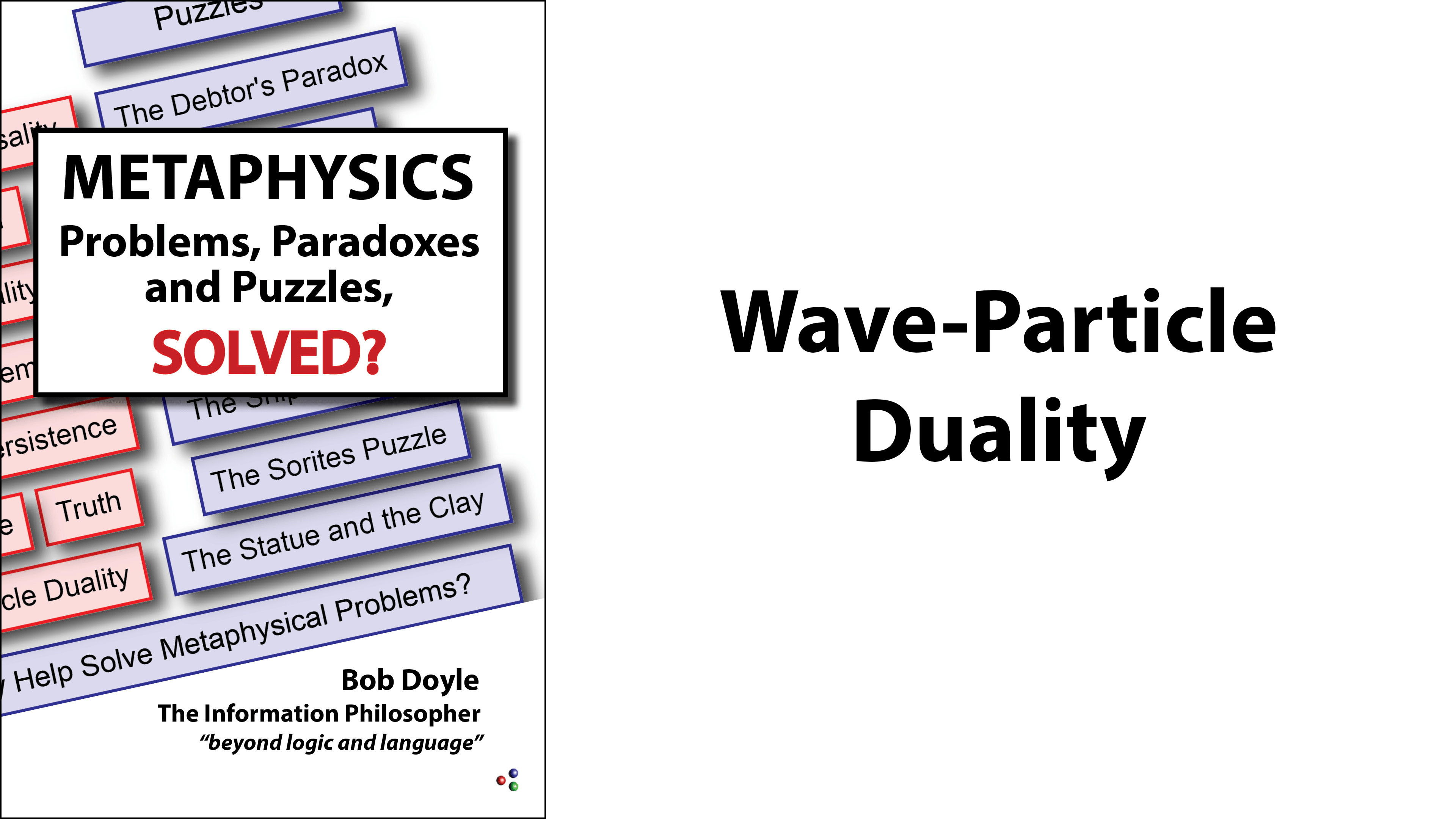 Equation For Matter Waves