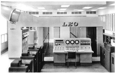 Lyons Electronic Office(LEO)
