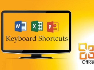 All Shortcut Keys of MS Office