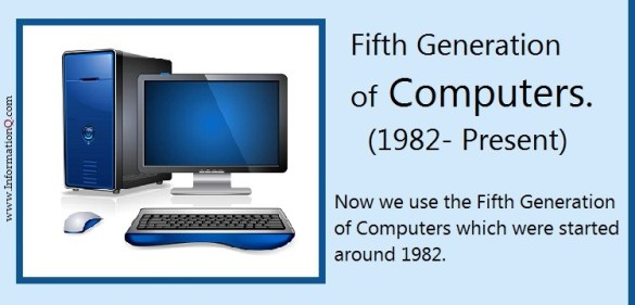 Fifth Generation of Computers